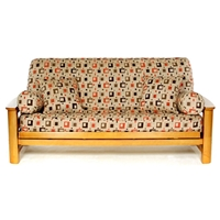 Tootsie Roll Futon Cover