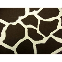 Giraffe Java Futon Cover