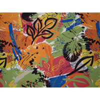 Brooklin Futon Cover - Abstract Floral