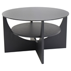U Shaped Coffee Table - Wenge
