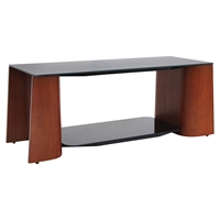 Ladder Rectangular Coffee Table - Walnut