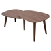 Palto Coffee Table - Walnut - MOES-AD-1051-03