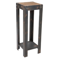Bolt Plant Stand - Natural