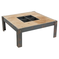 Bolt Coffee Table - Natural