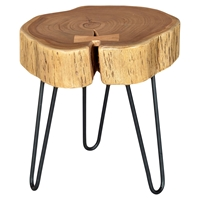 Adele Side Table - Natural