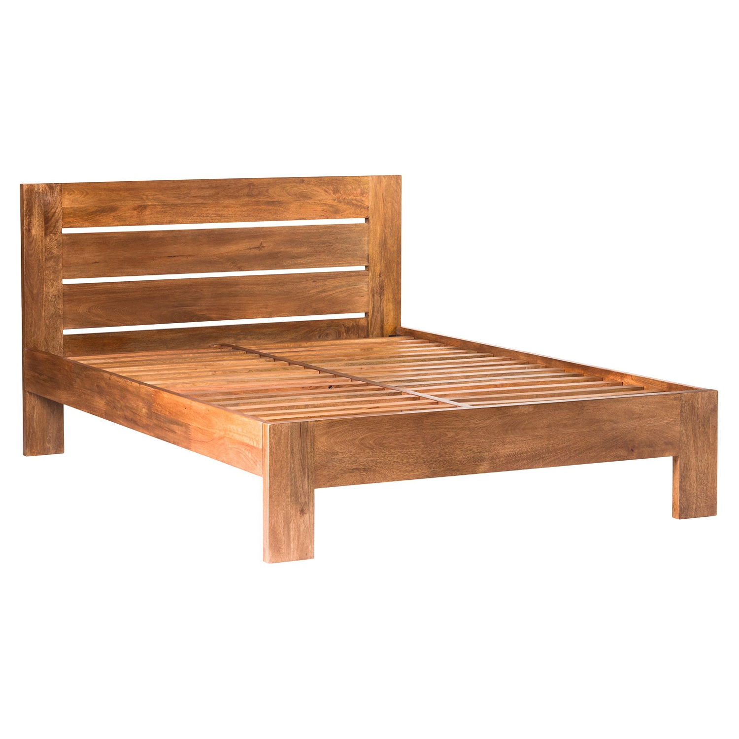 Anton Platform Bed - Natural - MOES-SR-10-24