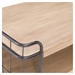 Circa Coffee Table - Light Brown - MOES-VE-1014-24