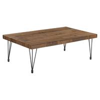 Boneta Coffee Table - Natural