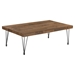 Boneta Coffee Table - Natural - MOES-XA-1033-24