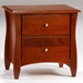 Clove Two Drawer Nightstand - NDF-CD-CLO-2A-X