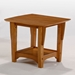 Evening End Table - NDF-TE-EVE-X