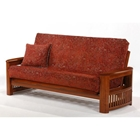 Moonshadow Complete Futon Set