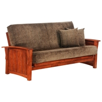 Winter Complete Futon Set