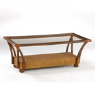 Tulip Rattan Coffee Table