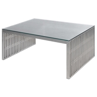 Amici Rectangle Metal Coffee Table
