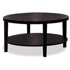 Avenue Six Merge 36'' Round Coffee Table