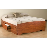 Drake Queen Mate%27s Platform Storage Bed
