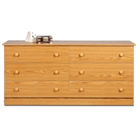 Edenvale 6-Drawer Dresser
