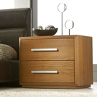 Pavo Virgola Nightstand