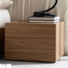 Start Walnut Nightstand