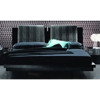 Diamond Modern Platform Bed