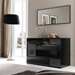 Nightfly Dresser with Mirror - ROS-T41XX000000XX