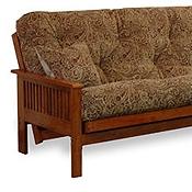 ritz wood futon frame futon frames  rh   futoncreations