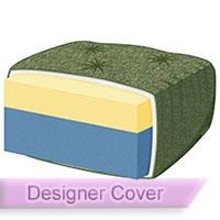 Memory Foam Futon Mattress Sleeper Sofas Futons And Klikklaks By Kathy Ireland Storage