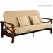 Naples Serta Futon Set - WLF-NAPLES-SET#
