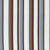 Beachcomber Stripe Sand Futon Cover