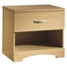 Step One Natural Maple Nightstand - SS-3113062