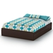 Vito Queen Mate's Bed in Chocolate - SS-3119210