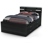 Cosmos Modern Full Size Storage Bed