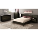 Gravity Queen Bed with Built-In Nightstands - SS-3577A2