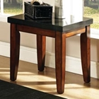 Granite Bello Contemporary End Table
