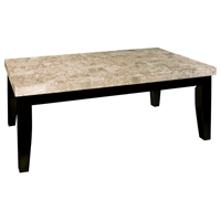 Monarch Marble Top Cocktail Table