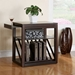 Jameson Chairside End Table with Side Tray - SSC-JM100E