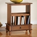 Jordan Chairside End Table with Bookshelf - SSC-JD100E