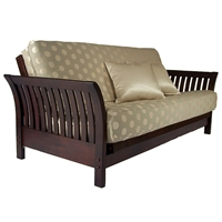 Flair Wall Hugger Futon Frame