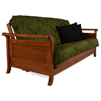 Lexington Wall Hugger Futon Frame
