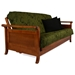 Lexington Wall Hugger Futon Frame - STR-LEXING