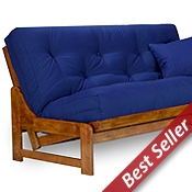 arden wood futon frame set   armless u s a  futon mattress futon sets    plete packages  rh   futoncreations