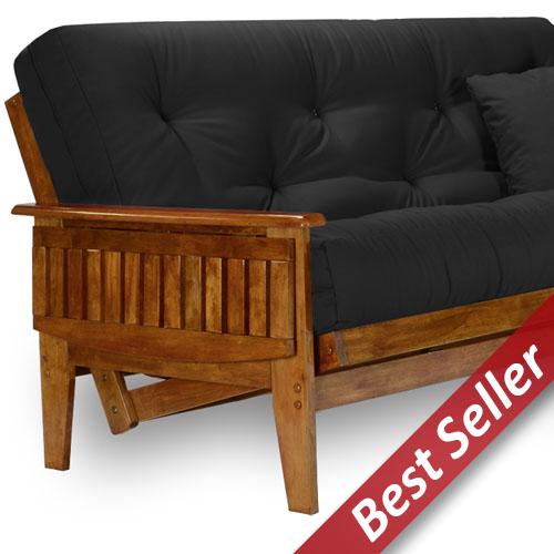 eastridge futon frame set   tray arm u s a  futon mattress futon sets    plete packages  rh   futoncreations