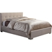 Regata Upholstered Platform Bed - Tufted - WI-BBT6482-BED