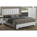 Carlson Queen Platform Bed - White - WI-C3333A-QUEEN-WHITE