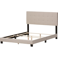 Brookfield Upholstered Bed - Grid-Tufting
