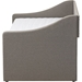 Barnstorm Fabric Upholstered Daybed - Guest Trundle Bed - WI-CF8755-DAY-BED