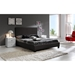 Vivaldi Platform Bed - Faux Leather - WI-JS-VIVALDI-BED