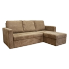 Tila Convertible Sofa with Storage Chaise