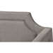 Parkson Twin Daybed - Roll-Out Trundle Bed, Gray - WI-PARKSON-GRAY-DAYBED
